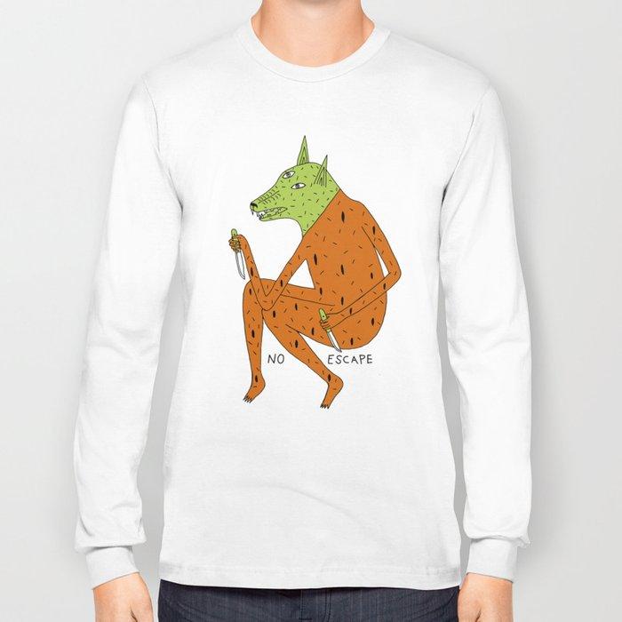 No escape Long Sleeve T-shirt