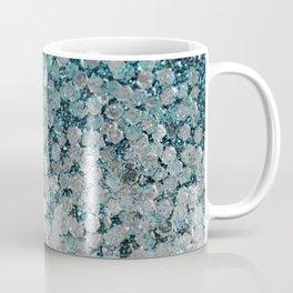 Mermaid Scales Aqua Sol Kaffeebecher