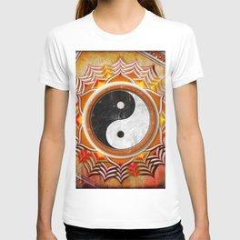 Yin Yang - Healing Of The Orange Chakra T-shirt