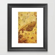 Balenibol Framed Art Print