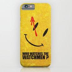 The Watchmen (Super Minimalist series) Slim Case iPhone 6s