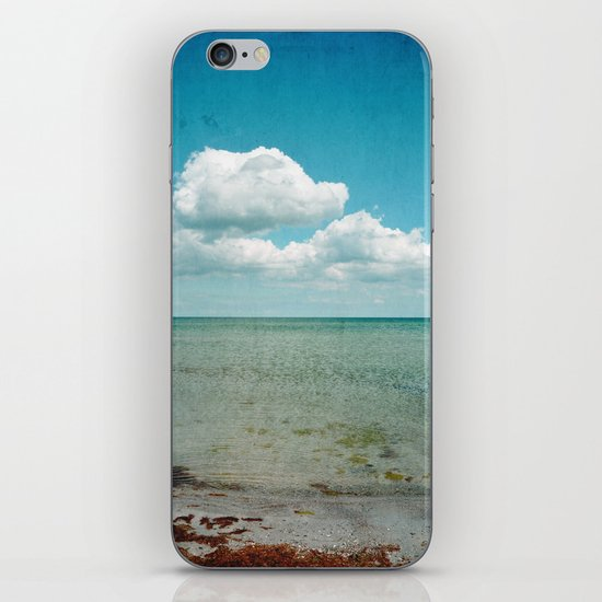 passersby iPhone & iPod Skin