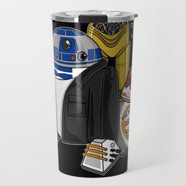 Beastie Droids Travel Mug