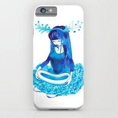 Baby Blue #4 iPhone 6s Slim Case