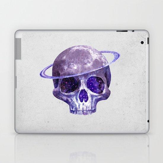Cosmic Skull Laptop & iPad Skin