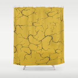 Golden Dream 5 Shower Curtain