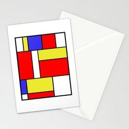 Mondrian #57 Stationery Cards