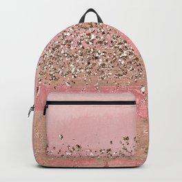 Pink Moroccan Princess Backpack