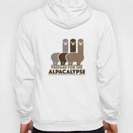 Prepare For The Alpacalypse Hoody
