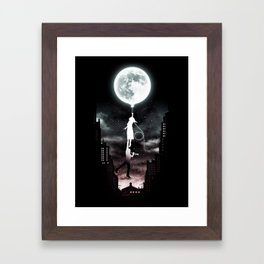 Dream Patrol Framed Art Print