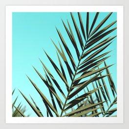 Palm Unique Art Print