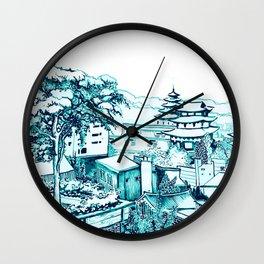 Samcheong dong  Wall Clock
