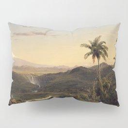 Cotopaxi by Frederic Edwin Church Pillow Sham