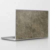 concrete Laptop & iPad Skins featuring Concrete by Texture