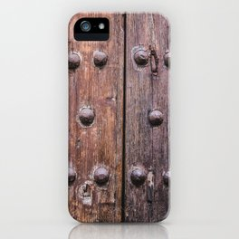 The gate of Florence iPhone Case