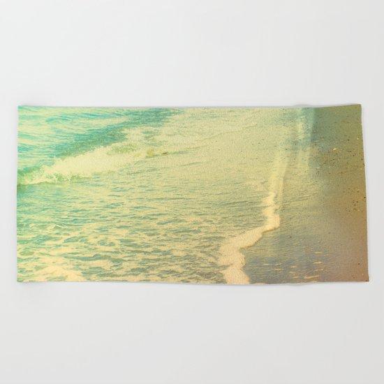 Beach Waves I - C'est La Vie Beach Towel