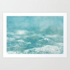 Ocean 2233 Art Print