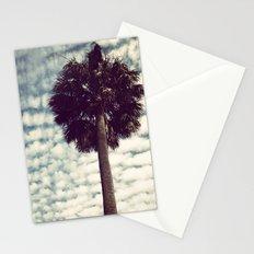Charleston Palm Stationery Cards