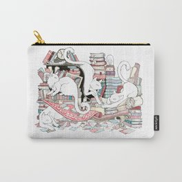 Acqua Alta bookstore, Venice Carry-All Pouch