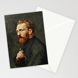 John Peter Russell - Vincent van Gogh - Digital Remastered Edition Stationery Cards