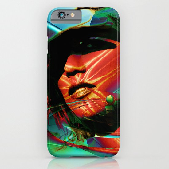 Here Kitty! iPhone & iPod Case