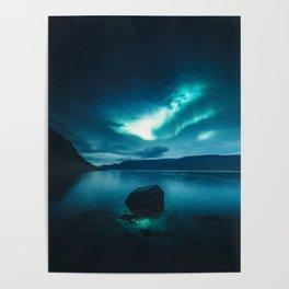 Aurora Borealis (Northern Polar Lights) Poster
