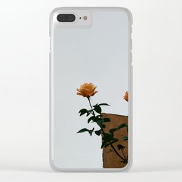 Gut Growth Clear iPhone Case
