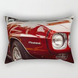 Firebird Rectangular Pillow