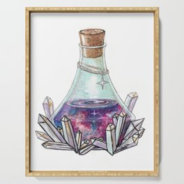 Galaxy Potion Serving Tray