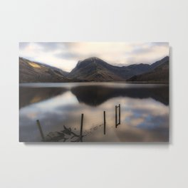 Buttermere Metal Print