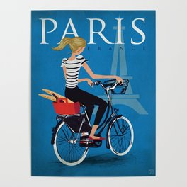 Vintage poster - Paris Poster