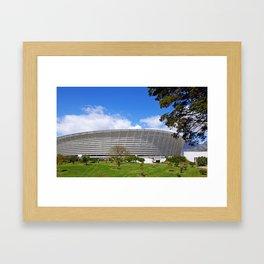 Cape Town Stadium Framed Art Print