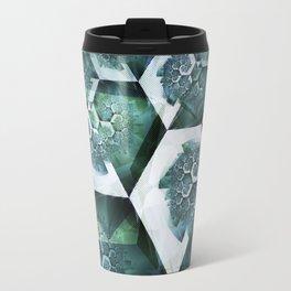 Fossilized Ocean Travel Mug