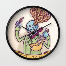 Quijada Wall Clock