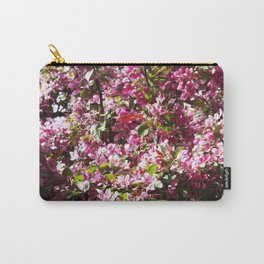 Endless Blossoms Carry-All Pouch