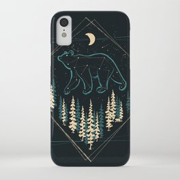 Heaven's Wild Bear iPhone Case
