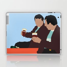 Kidnapping Caucassian Style Laptop & iPad Skin