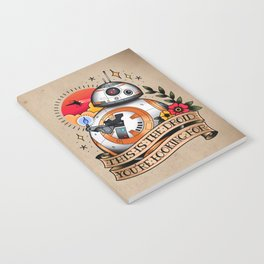 BB-8 Notebook