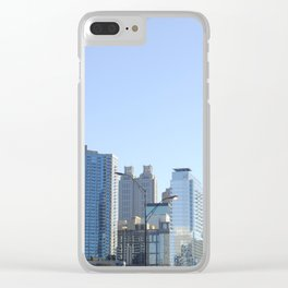 Atlanta Clear iPhone Case