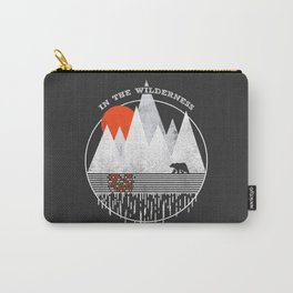 In The Wilderness Carry-All Pouch
