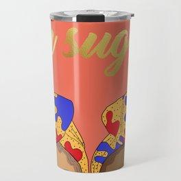 Brown Suga Babes Travel Mug