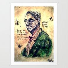 W. B. Yeats Art Print