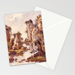 Stone Forest Stationery Cards