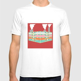 pastel industry T-shirt
