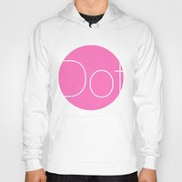 dot Hoodies featuring Dot by Mr and Mrs Quirynen