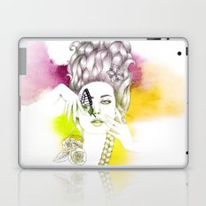 Butterfly Lady Laptop & iPad Skin