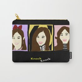Knock Knock! Tzuyu Version Carry-All Pouch