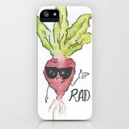RADish iPhone Case