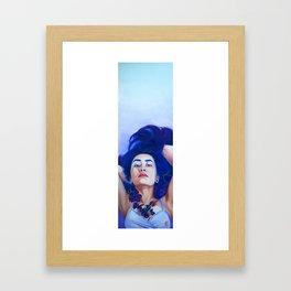 Mikayla Framed Art Print