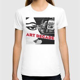 Art Decade Bowie T-shirt